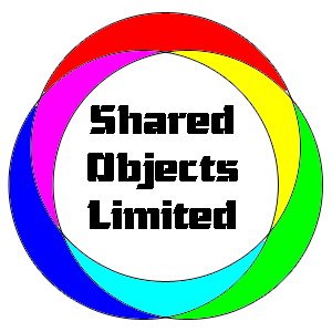 Shared Objects Logo